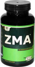 Optimum nutrition, ZMA, 90 капс.