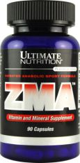 Ultimate Nutrition, ZMA, 90 капс.