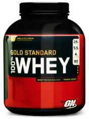 Optimum Nutrition, 100 % Whey Gold standard, 2270 г.